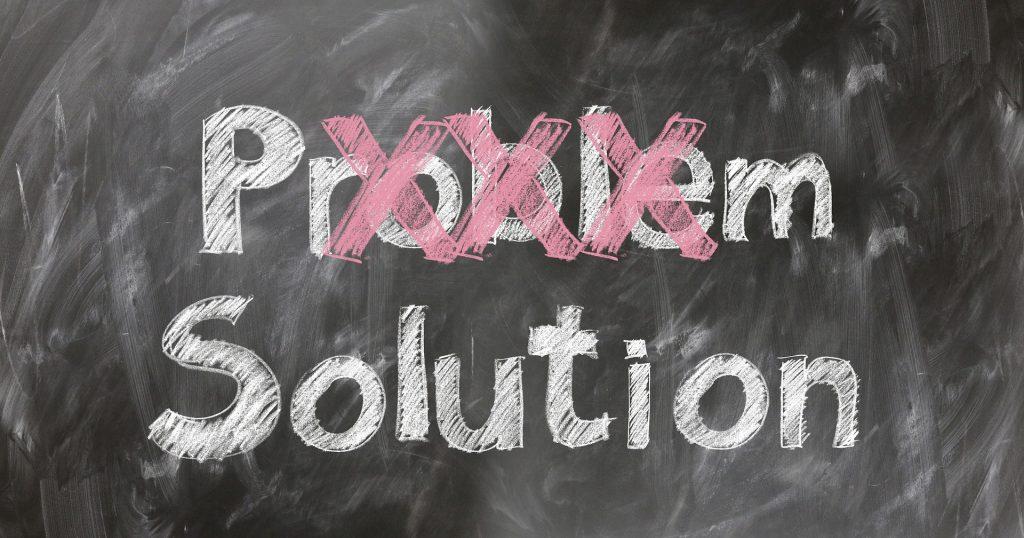 probleem oplossing