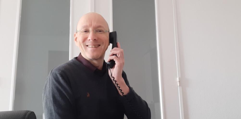 vragen bij je loopbaan bel Michel Piedfort van Algida