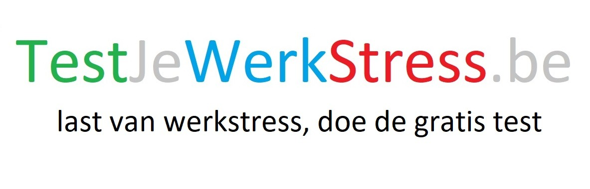 Test Je WerkStress