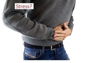 buikpijn als signaal werkstress
