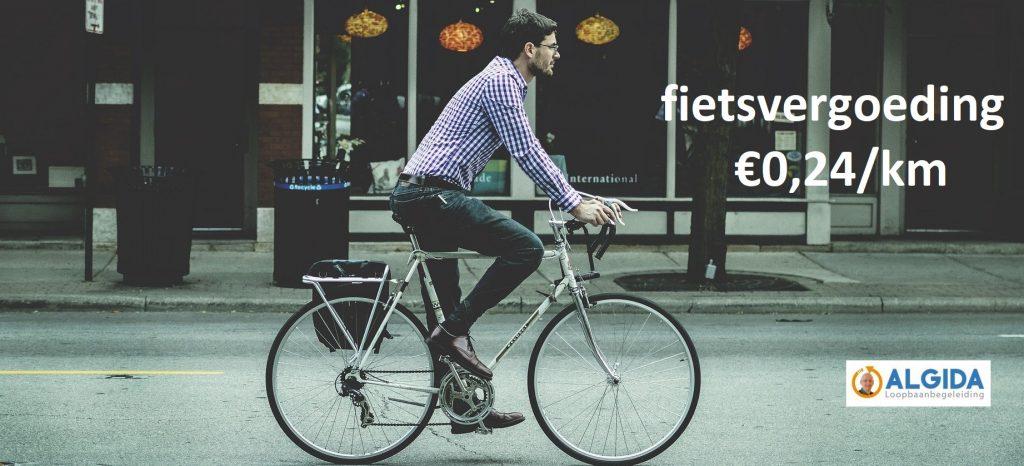 fietsvergoeding belastingvrij