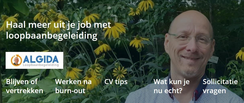 Haal meer uit je job met loopbaanbegeleiding