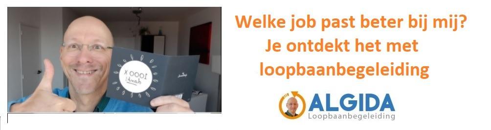Loopbaanbegeleiding Antwerpen Algida