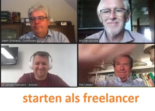 starten als freelancer webinar het statuut
