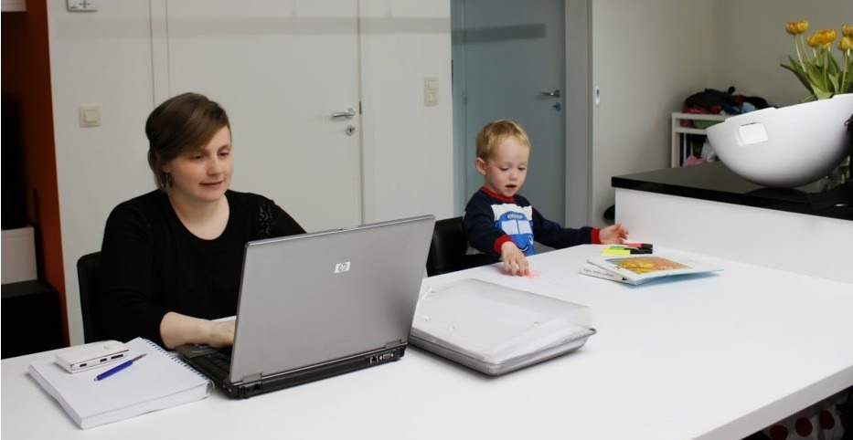 thuiswerk als bijverdienste