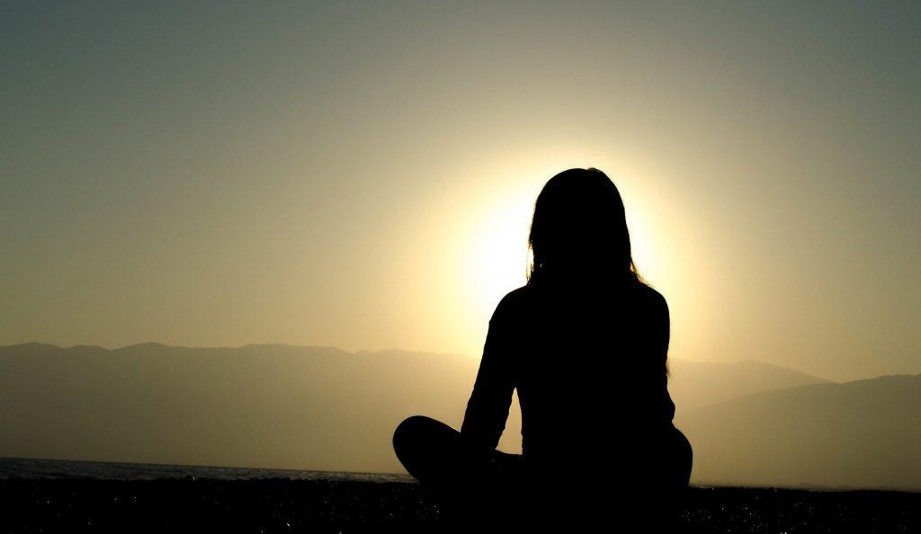 tot rust komen door meditatie
