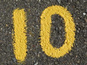 Geef jezelf meer 10 op 10
