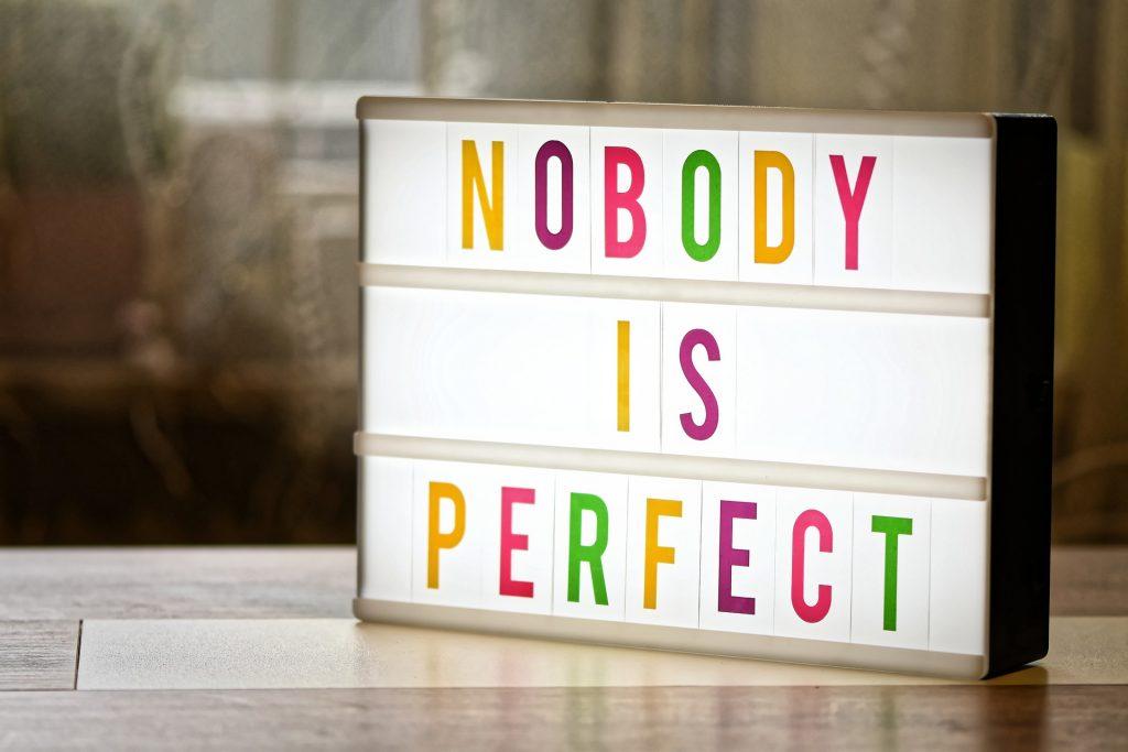perfectionismetest